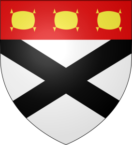 Arms Earl of Annandale