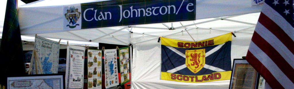 Slider Clan Johnstone tent